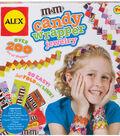 Alex Toys M&M\u0027s Candy Wrapper Jewelry Kit