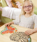 Melissa & Doug Stained Glass Kit-Butterfly