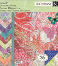 K&Company Jubilee Designer Paper Pad 12\u0022x12\u0022