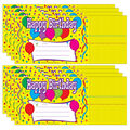 Teacher Created Resources Happy Birthday Awards, 25 Per Pack, 8 Packs