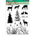 Penny Black Nature\u0027s Friends Clear Stamps