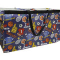 Two Lumps of Sugar Trunkster Trunk Tote-Sports