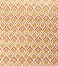 Home Decor 8\u0022x8\u0022 Fabric Swatch-SMC Designs Gabriel / Persimmon