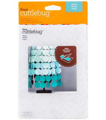 Cuttlebug Emboss 5x7 Charles