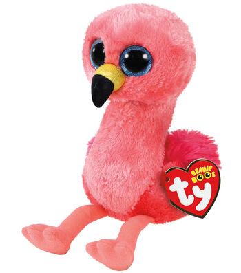 TY Beanie Boo Pink Flamingo-Gilda