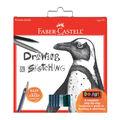 Faber-Castell Do Art Drawing & Sketching Art Kit