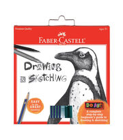 Faber-Castell Do Art Drawing & Sketching Art Kit, , hi-res