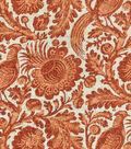Williamsburg Upholstery Fabric 54\u0022-Savannah Cinnamon