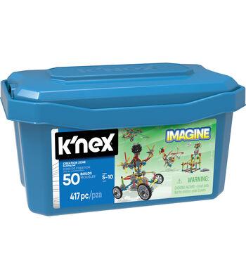 Knex Creation Zone Building Set