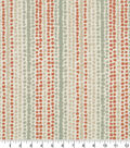 Robert Allen @ Home Multi-Purpose Decor Fabric 58\u0027\u0027-Coral Stipple