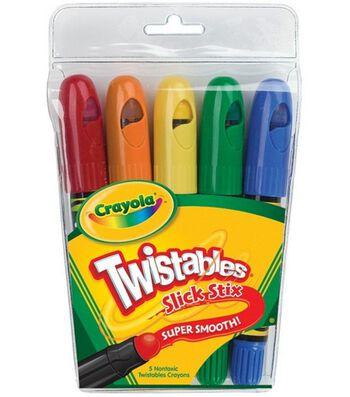Crayola Twistable Slick Stix