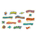 Bulletin Board Accents Positive Power 24/pk, Set of 6 Packs