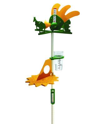 Upright Weather Station