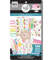 The Happy Planner Girl Sticker Value Pack-Happy Hostess, , hi-res