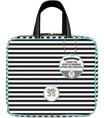 The Happy Planner Storage Case-Stripe