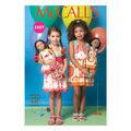 McCall\u0027s Child Dress-M7146