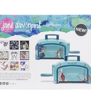 Jane Davenport Artomology Cut & Emboss Machine