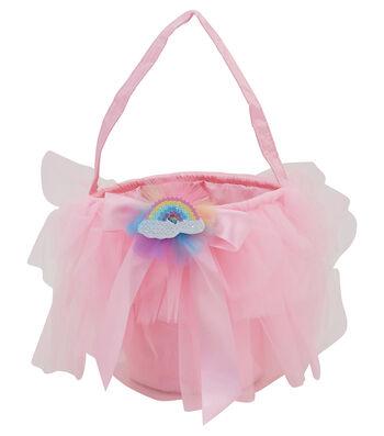 Maker's Halloween Trick or Treat Bag-Pink