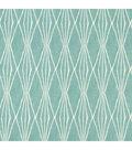 Robert Allen @ Home Lightweight Decor Fabric 55\u0022-Handcut Shapes / Rain
