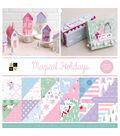 DCWV 12\u0022x12\u0022 Premium Stack-Magic Holidays