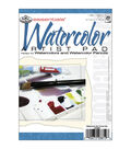 Royal Brush Essentials Watercolor Paper Pad 5\u0022X7\u0022-20 Sheets