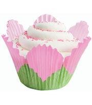 Wilton Baking Cups-24PK/Petal Pink, , hi-res