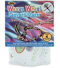 Weave Wheel Lanyard Maker-4PK
