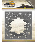 Find It Trading Amy Design Daily Transport Die-Brick in the Wall