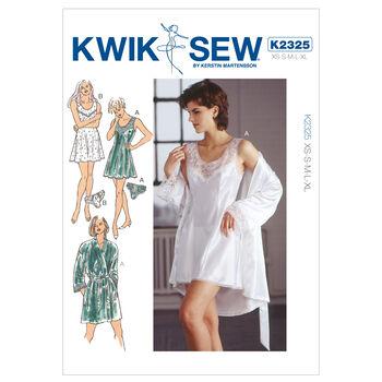 Kwik Sew Misses Sleep & Lounge-K2325