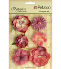 Floral Embellishments Mixed Blooms 6/Pk