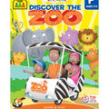 Adventure Workbook Tablets-Discover The Zoo - Ages 3-5