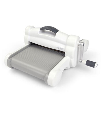 Sizzix Big Shot Plus Machine - Gray & White