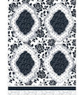 Kanban Crafts Shabby Chic Die-Cut Punch-Out-Large Frame White