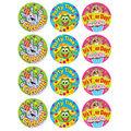 It\u0027s a Party!-Vanilla Stinky Stickers 48 Per Pack, 6 Packs