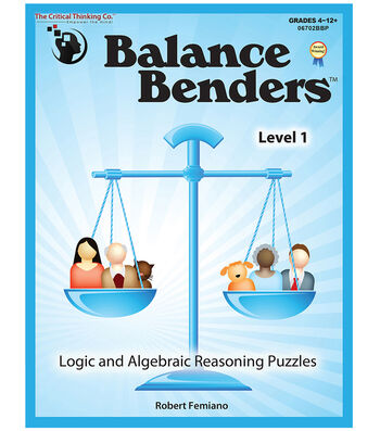 Balance Benders Level 1, Grades 4-12+, Pack of 2