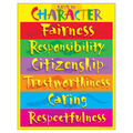 Keys to Character Learning Chart 17\u0022x22\u0022 6pk