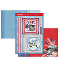 Hunkydory Crafts Charming Chaps A4 Topper Set-Motoring Classics