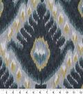 Robert Allen @ Home Print Swatch 55\u0022-Bold Ikat Mineral