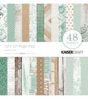 Kaisercraft Memory Lane 48-sheets 12''x12'' Paper Pad, , hi-res