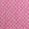 No Sew Fleece Throw Kit 72\u0027\u0027-Birds & Blossoms