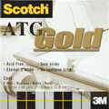 Scotch ATG Gold Transfer Tape-.5\u0022X36yd