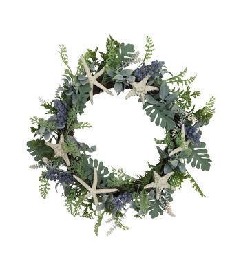 Indigo Mist Mood Indigo Wreath