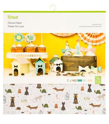 Cricut Deluxe Paper-Animal Antics