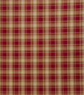 Home Decor 8\u0022x8\u0022 Fabric Swatch-Print Fabric Eaton Square Appeal Ruby