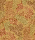 Waverly Upholstery Fabric 54\u0022-Mosaic Leaves Tuscan