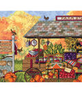 Buck\u0027s County Farm Stand Counted Cross Stitch Kit 14 Count