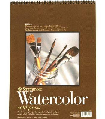 """Watercolor Paper Block Pads 11""""X15"""""""