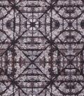 Keepsake Calico Cotton Fabric 43\u0027\u0027-Brown Tonal Geometric Diamond