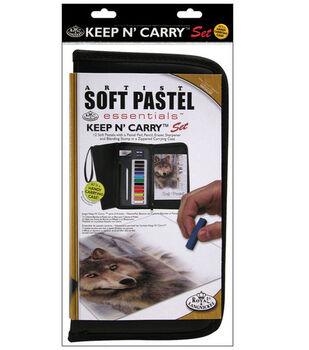 Keep N' Carry Artist Set-Color Soft Pastel