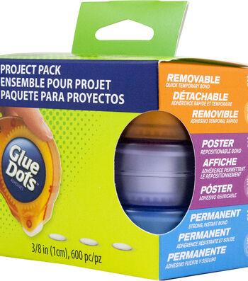 Glue Dots Dot 'n Go Project Pack Glue Runners